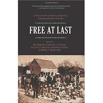 Enfin libres: documentaire histoire de l'esclavage, de liberté et de la guerre civile