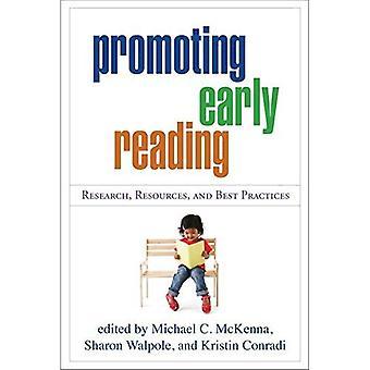 Bevordering van vroege lezing: Onderzoek, bronnen en beste praktijken