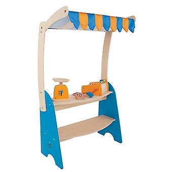 Jeu d'imitation enfant jeux jouets Échoppe de commerçant 0102086