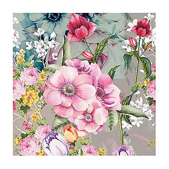 Ambiente 3 Ply Paper Lunch Napkins, Meghan