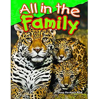 All in the Family (Grade 1) (Science lecteurs)