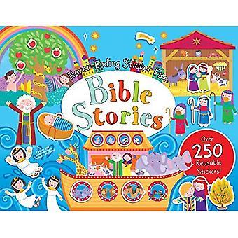 Nicht enden wollenden Aufkleber Fun: Geschichten aus der Bibel