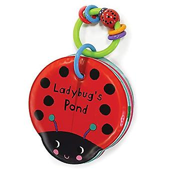 Ladybug's Pond: Bathtime Fun with Rattly Rings and a Friendly Bug Pal (Bath Bugs)