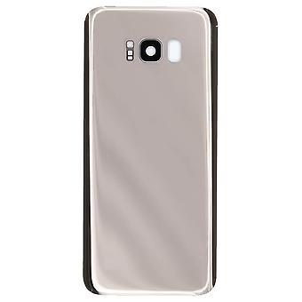 Gouden Samsung Galaxy S8 Plus achtercover