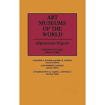 Museus de arte do mundo de NigeriaVol.1 afegão por Jackson & Virginia