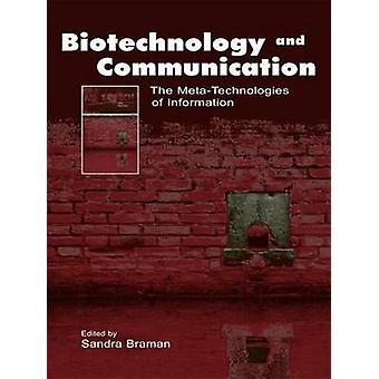 Biotechnologie und Kommunikation die MetaTechnologies von Informationen durch Berg & Janine