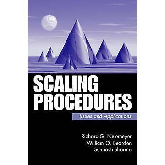 Ridimensionamento delle procedure problemi e applicazioni di Netemeyer & Richard G.
