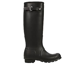 Hunter Black Rubber Boots