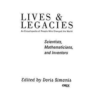 Forskere matematikere og oppfinnere en encyklopedi som forandret verden av Simonis & Doris