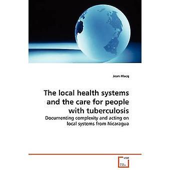 Macq & ジャンによる結核患者のための地域保健システムとケア