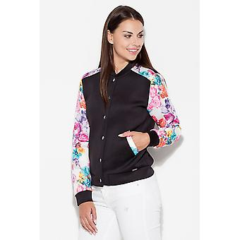 Katrus ladies jacket black