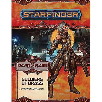 Starfinder Adventure Path: Soldiers of Brass (Dawn of� Flame 2 of 6): Starfinder� Adventure Path