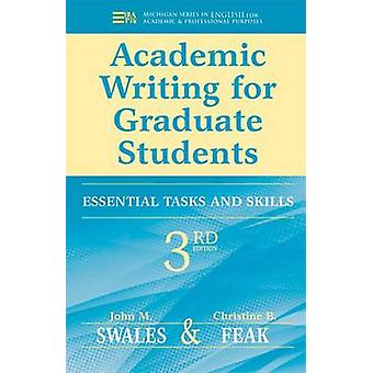 Academic Writing for Graduate Students - Essential Tasks and Skills (3