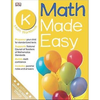 Kindergarten (Math Made Easy) Book