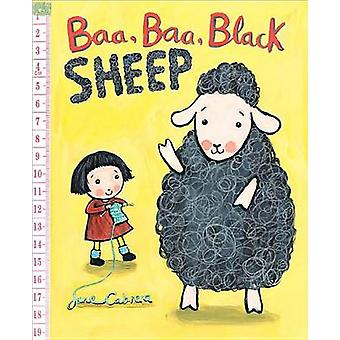 Baa - Baa - Black Sheep by Jane Cabrera - 9780823433889 Book