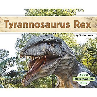 Tyrannosaurus Rex by Charles Lennie - 9781496609977 Book