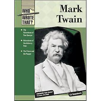 Mark Twain by Liz Sonneborn - Kyle Zimmer - 9781604137286 Book