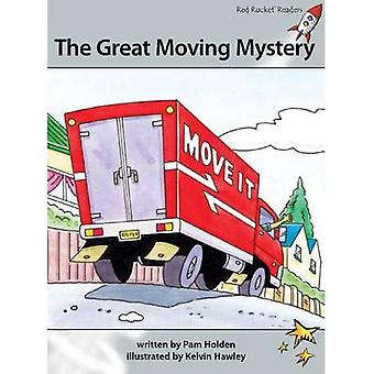 The Great Moving Mystery by Pam Holden - Kelvin Hawley - 978192719735