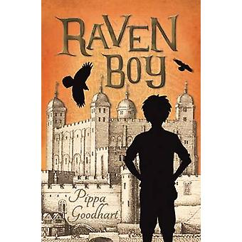 Raven Boy by Pippa Goodhart