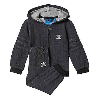 Adidas Originals baby klaverbladknoop trainingspak instellen BK5750