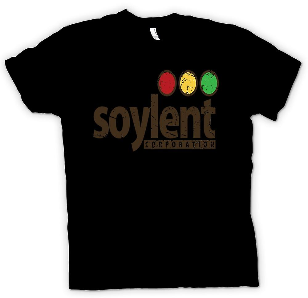 Womens T-shirt - Soylent Corporation - Soylent grün