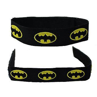 Wristband - DC Comics - Batman Logo New Gifts Toys ewb-dc-0001