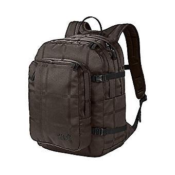 Jack Wolfskin Berkeley Y.d - Backpack - Unisex - 2006592 - Brown Big Check - One Size