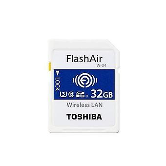 Toshiba THN-NW04W0160C6 FlashAir SDHC W-4 CL10