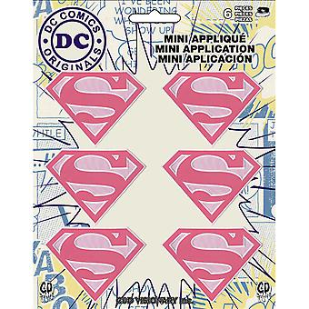 DC Comics Patch-Supergirl 2