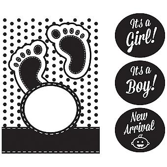 CGull Interchangeable Embossing Folder 4.5