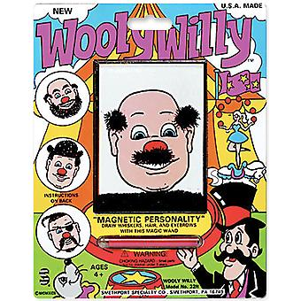 Magnetic Personalities Wooly Willy Mww 32