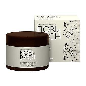 Phytorelax Fiori di Bach 24h moisturizing face cream 50ml