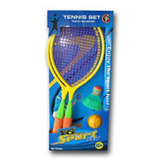 Cladellas  Feathers Badminton game +2 (Outdoor , Sport)