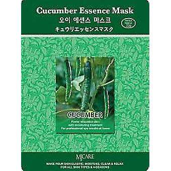 MJ Care Cucumber Facial Mask (Woman , Cosmetics , Skin Care , Masks and exfoliants)