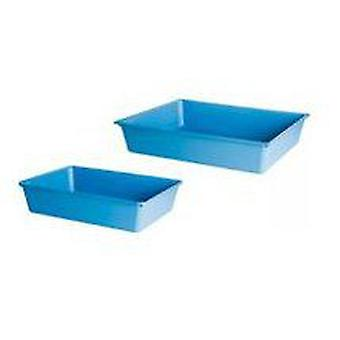 RSL Plastic Litter Tray Ref. 1430 (Small pets , Cages and Parks)