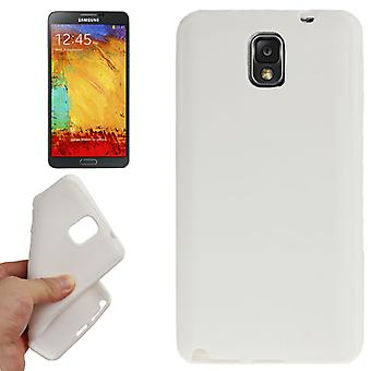 TPU case cover voor witte Samsung Galaxy note 3 / N9000