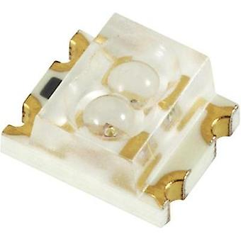 SMD LED (multi-colour) 1206 Green, Red 50 mcd, 27 mcd 60 ° 20 mA 2.1 V, 2 V Everlight Opto 11-22SDRSYGC/S530-A3/E2/TR8
