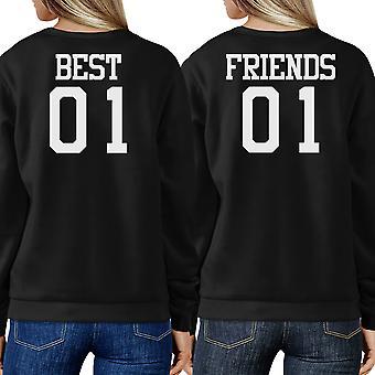 أفضل 01 صديق صديقات 01 بلوزات الصداقة ومطابقة الصوف