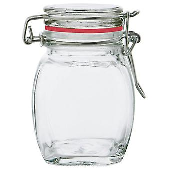 Quid Hermetic Mini Jar 10 Cl Aluminum Select (Kitchen , Kitchen Organization , Pots)