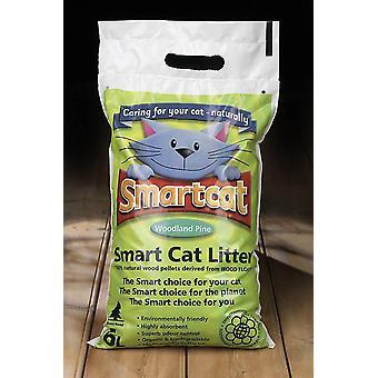 Smart kat træ baseret kuld 6 liter