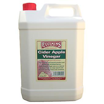 Equimins Cider Apple Vinegar Jerrycan 5ltr
