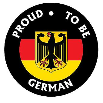 Proud To Be German Car Air Freshener