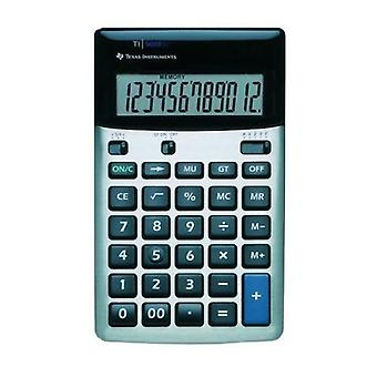 Texas Instruments Desk Calculator with 12 Digit Display (TI5018SV)