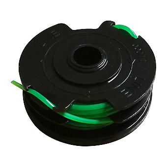 Spool & Line Fits Flymo Contour 600D 650E, Power Trim 600D & CTHD26 Strimmers
