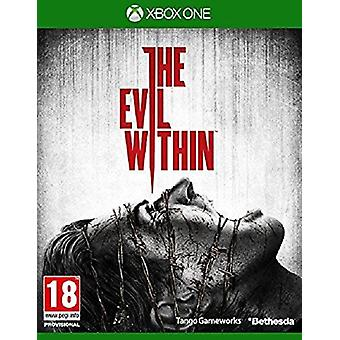 The Evil Within with Fighting Chance DLC Xbox One Video Game