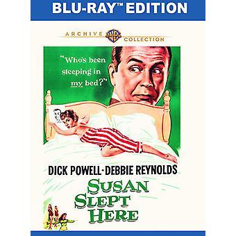 Susan Slept Here [Blu-ray] USA import