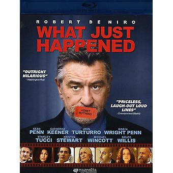 What Just Happened [BLU-RAY] USA import