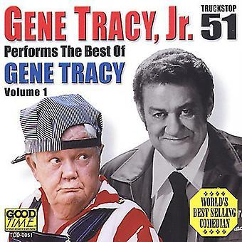 Gene Tracy Jr. - Vol. 1-Best of Gene Tracy Jr. [CD] USA import