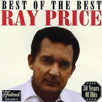 Ray pris - bedste af det bedste [CD] USA import
