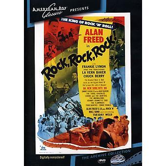 Rock Rock Rock (1956) [DVD] USA importar
